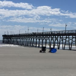 Photo Of Sunset Beach Fishing Pier Nc United States