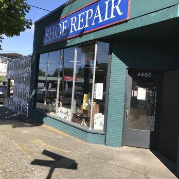 Choi Shoe Repair Seattle Wa