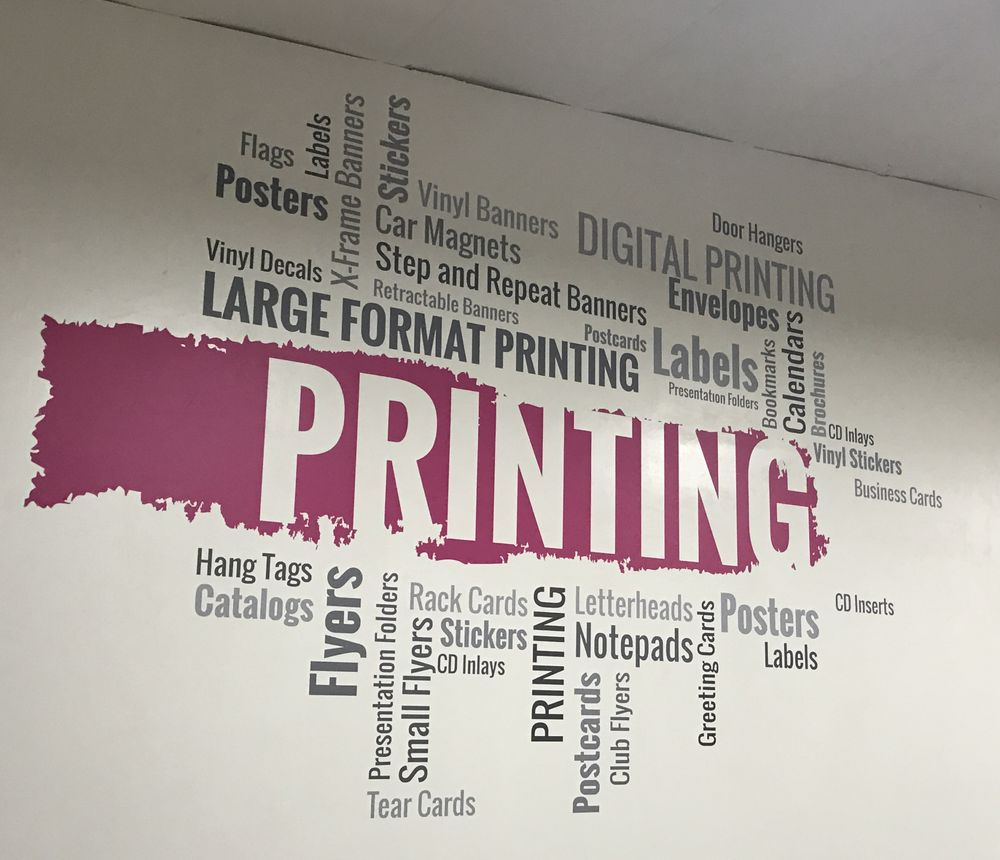 Printing in los angeles wall printing vinyl installation in la photo of axiom designs and printing los angeles ca united states printing reheart Choice Image