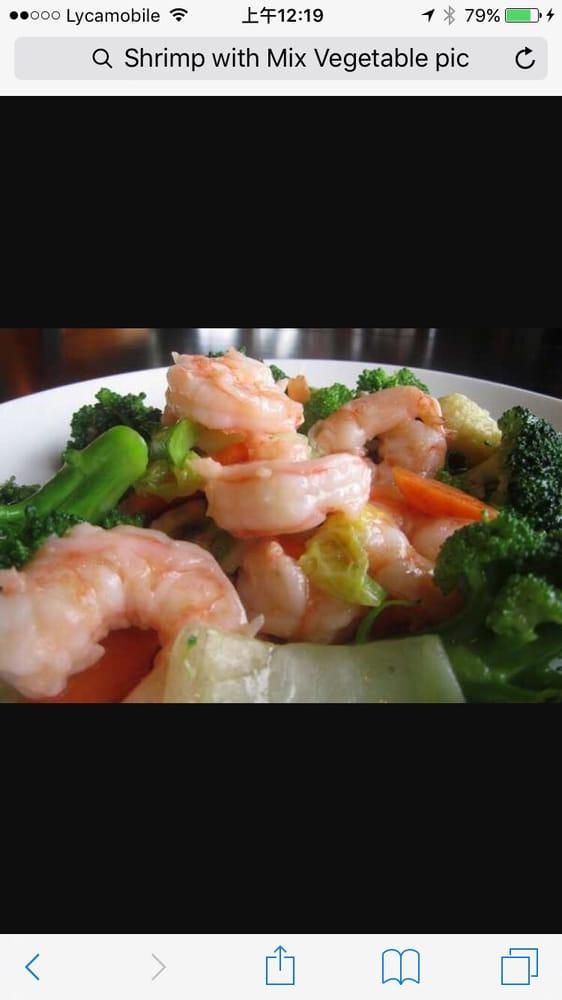 Number One Chinese Restaurant: 806 S Mississippi Ave, Atoka, OK