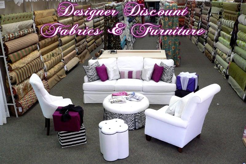 Designer Discount Fabrics & Trimmings