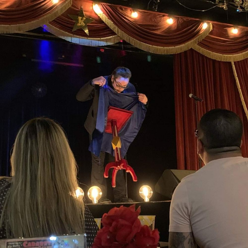 Kip Barry's Cabaret