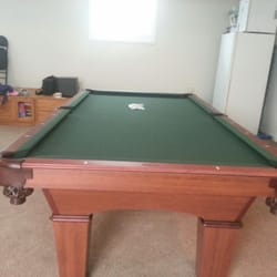 Comnabi Pool Table Repair Photos Local Services Astoria - Pool table repair service near me