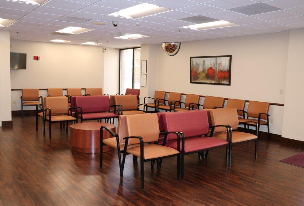 New emergency room registration area. - Yelp