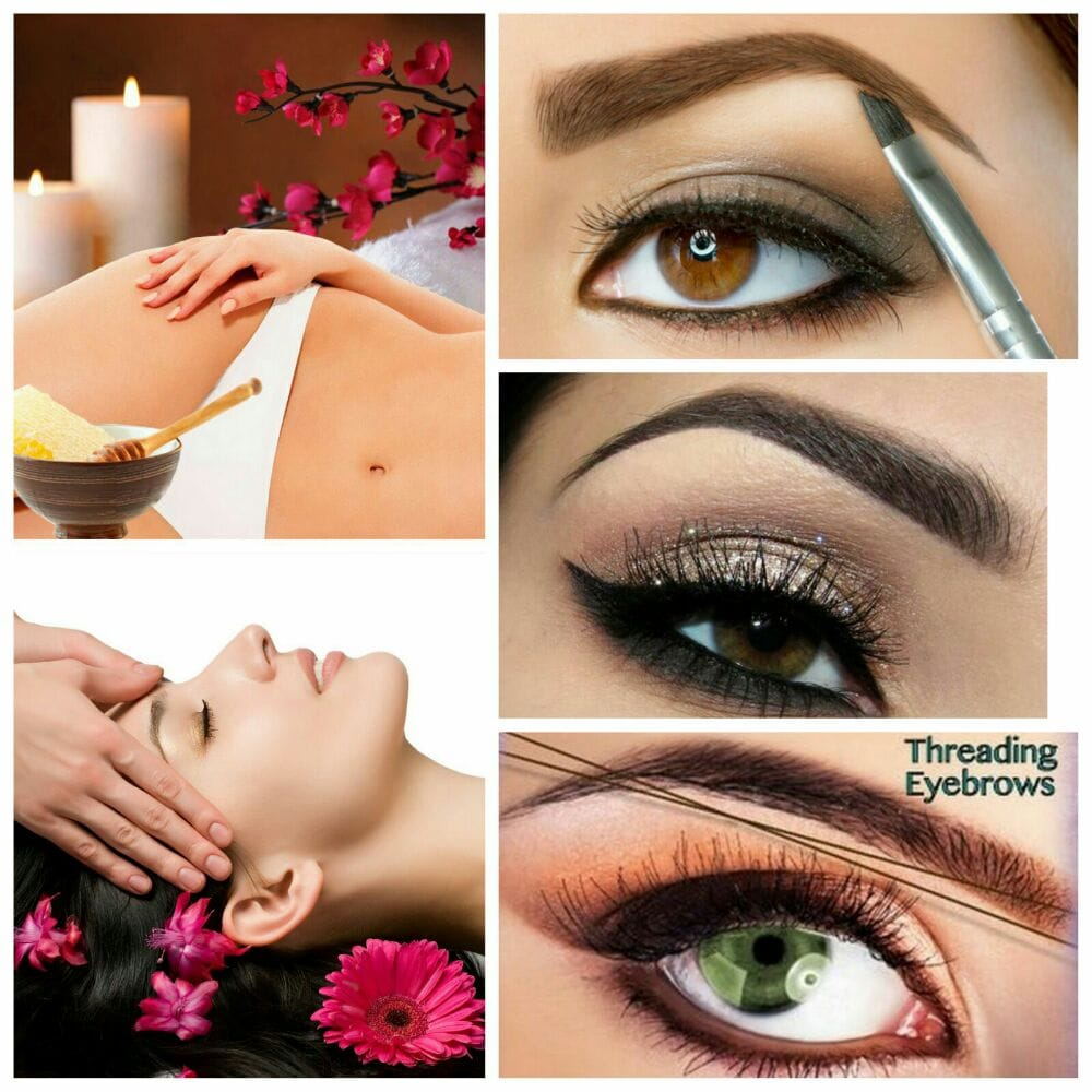Ultimate Arch Eyebrow threading salon: 4017 167th St, Country Club Hills, IL
