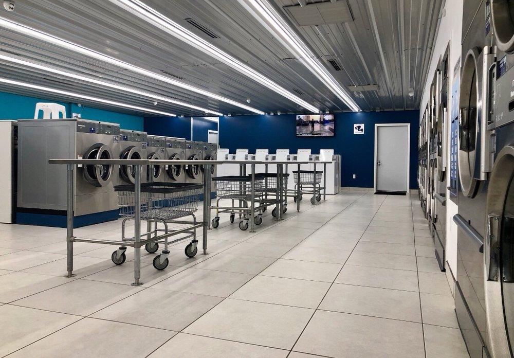 Quick Spin Laundromat: 801 E University, Edinburg, TX