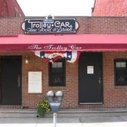 photo of the trolley car cafe lewistown pa united states