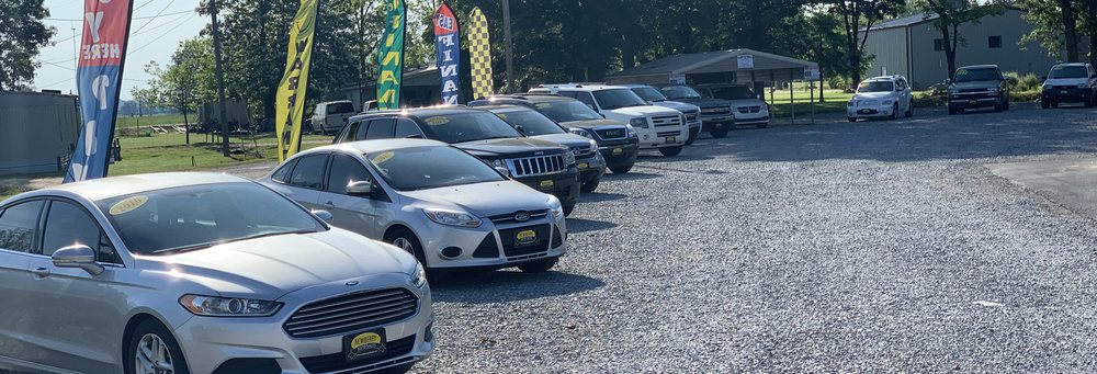 Newberry Auto Sales: 383 N Van Buren St, Weiner, AR