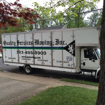 Quality Services Moving   53 Photos U0026 41 Reviews   Movers   10595 Furnace  Rd, Lorton, VA   Phone Number   Yelp
