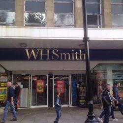 Wh Smith Bookshops 5 7 Victoria Square Bolton Bolton Greater