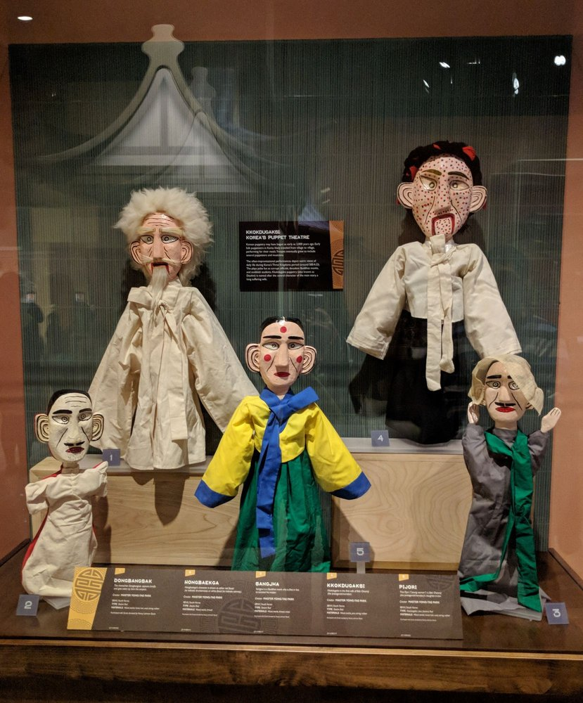 Center For Puppetry Arts: 1404 Spring St NW, Atlanta, GA