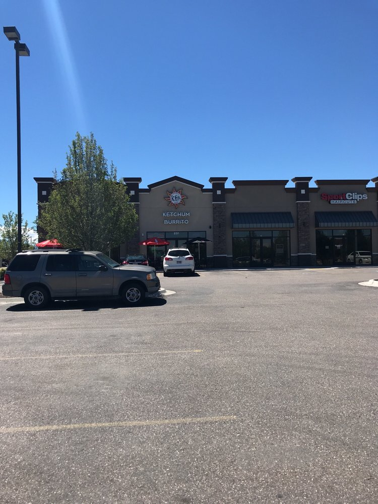 Ketchum Burrito: 231 W Quinn Rd, Pocatello, ID