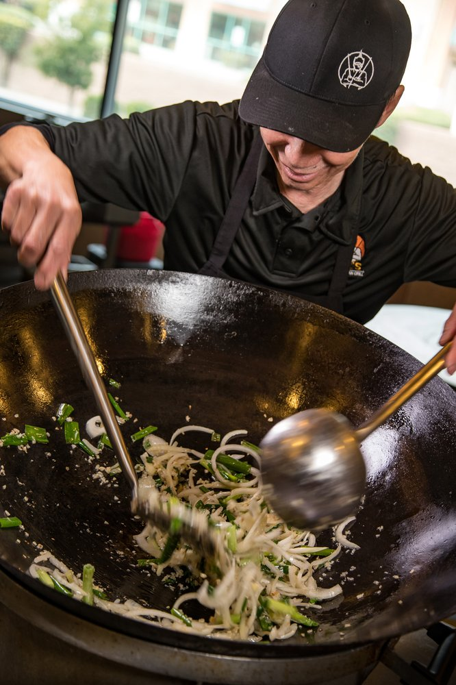YC's Mongolian Grill: 4770 E Ray Rd, Gilbert, AZ