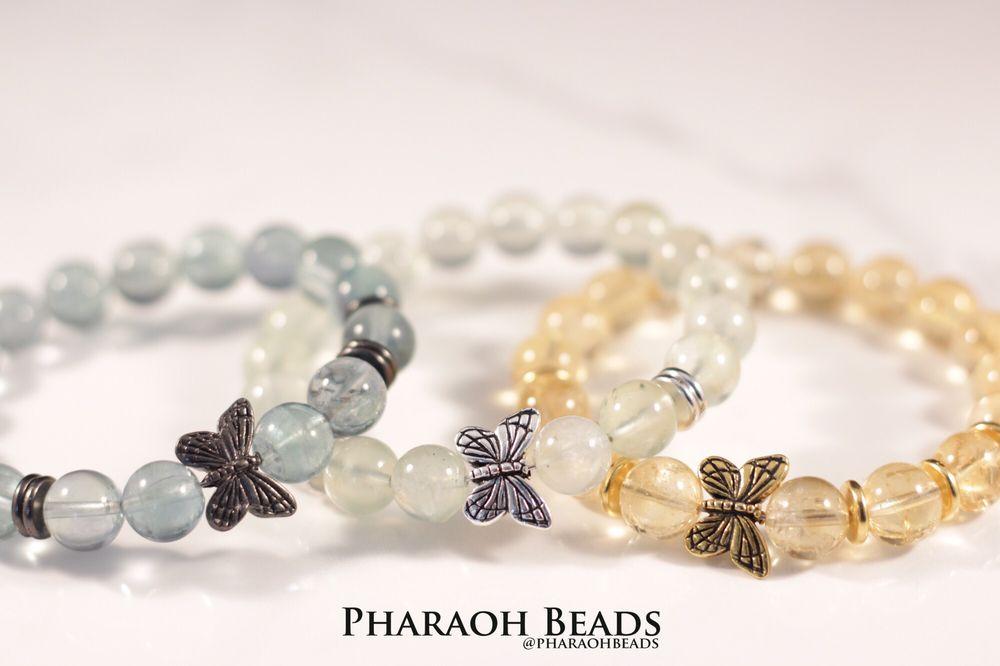 Pharaoh Beads