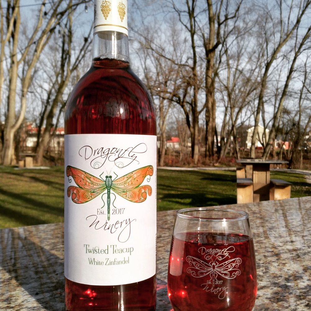 Dragonfly Winery: 215 Market St W, Canal Fulton, OH