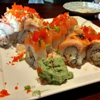 Shoyu Sushi House And Japanese Kitchen Park City Ut