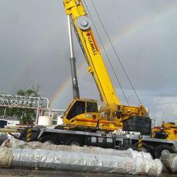 Global Crane & Rigging Certification - Crane Services - 3500