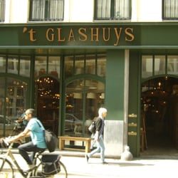 t Glashuys - Wohnaccessoires - Kloosterstraat 40, Sint-Andries ...