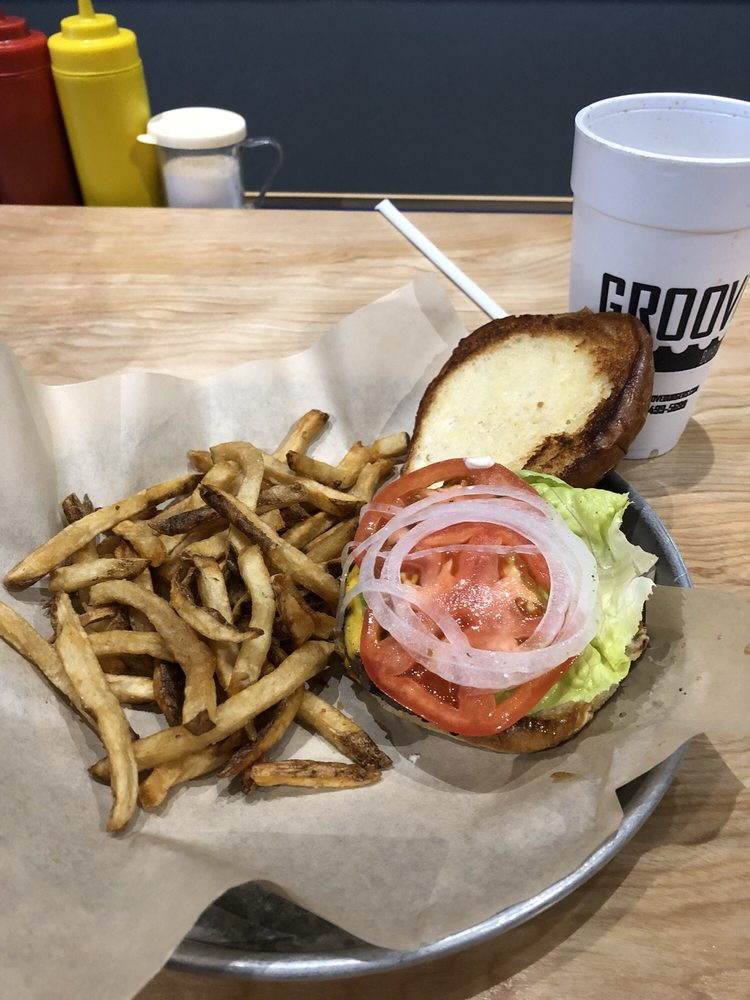 Groove Burgers