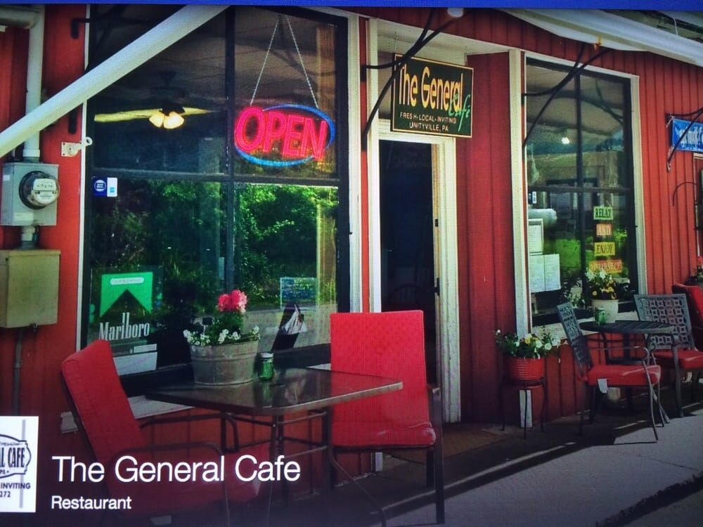 The General Cafe: 75 Talmar Rd, Unityville, PA