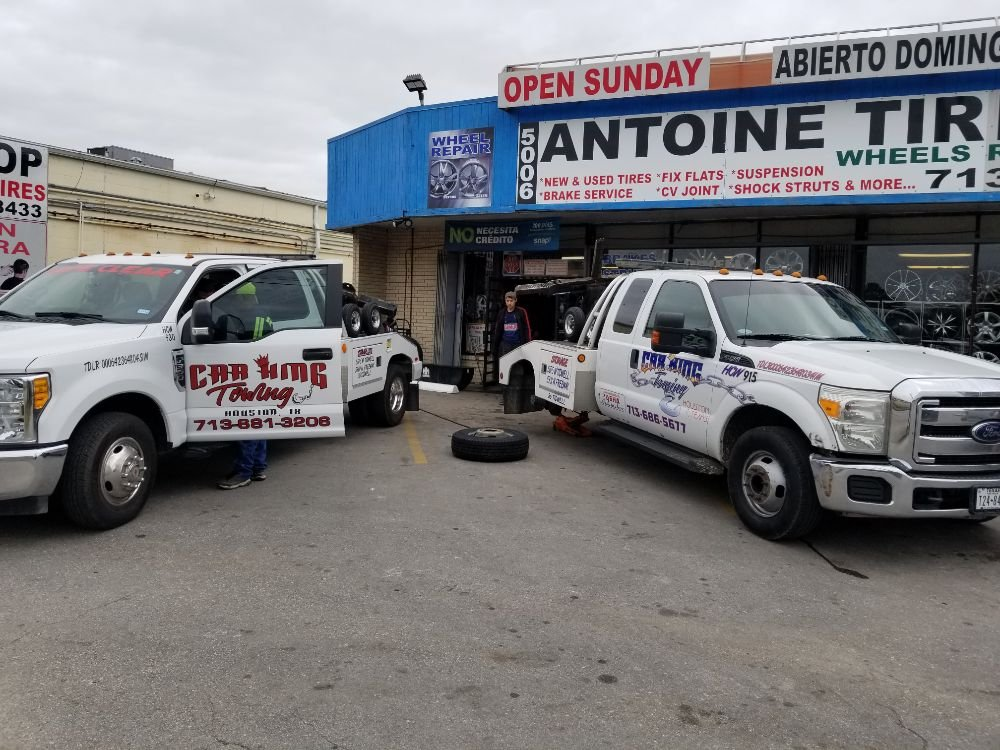 Antoine Tire Shop