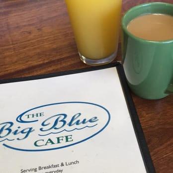 Big Blue Cafe Arcata Ca Menu