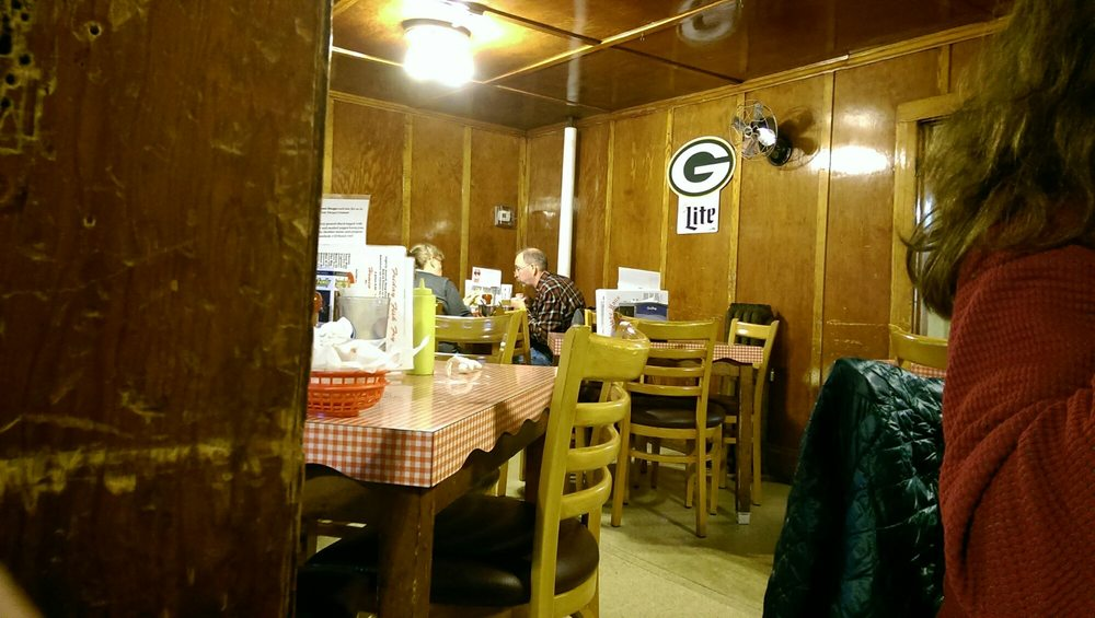 Suisse Haus Food and Spirits: 1602 12th St, Monroe, WI