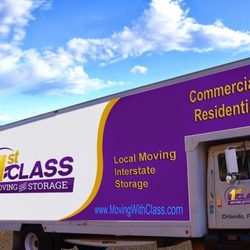 Photo Of 1st Class Moving And Storage   Orlando, FL, United States. Are