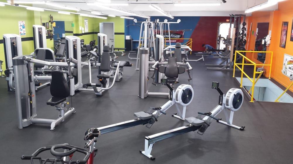 Lexington Fitness: 136 N Lexington St, Spring Green, WI