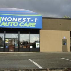 Honest-1 Auto Care - Auto Repair - Tacoma, WA - Yelp
