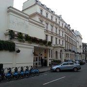 Best western shaftesbury paddington court 14 recensioner for 14 devonshire terrace london