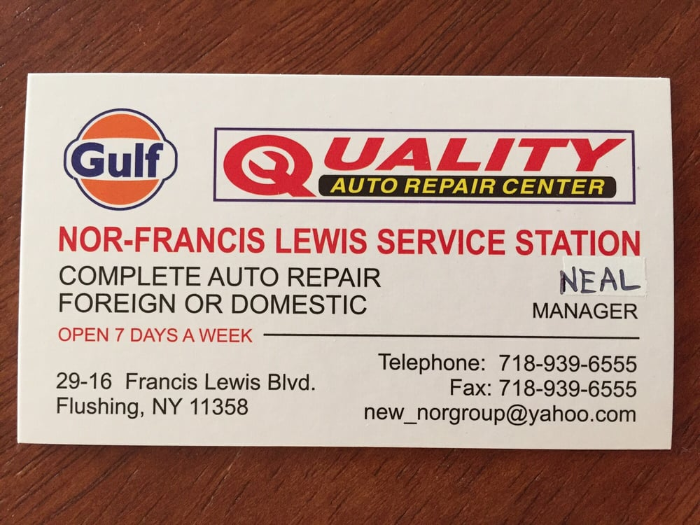 Ok Google Gas Station Near Me >> Nor-Francis Lewis Service Station - 11 Reviews - Gas ...