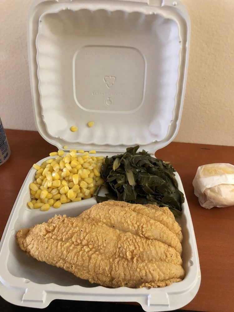 Sweetpea's Classic Soul Food: 2851 Georgia Ave NW, Washington, DC, DC