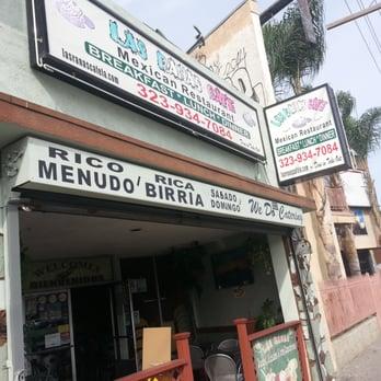 Las Ranas Cafe Los Angeles Ca