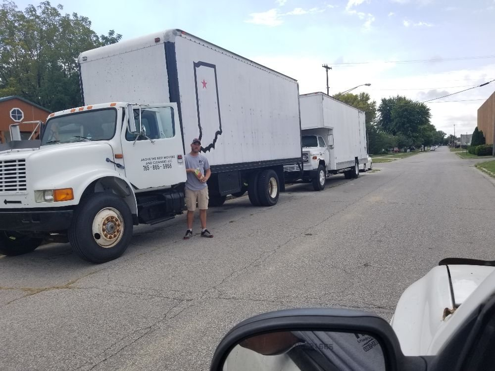 Above The Best Movers and Cleaners: Kokomo, IN