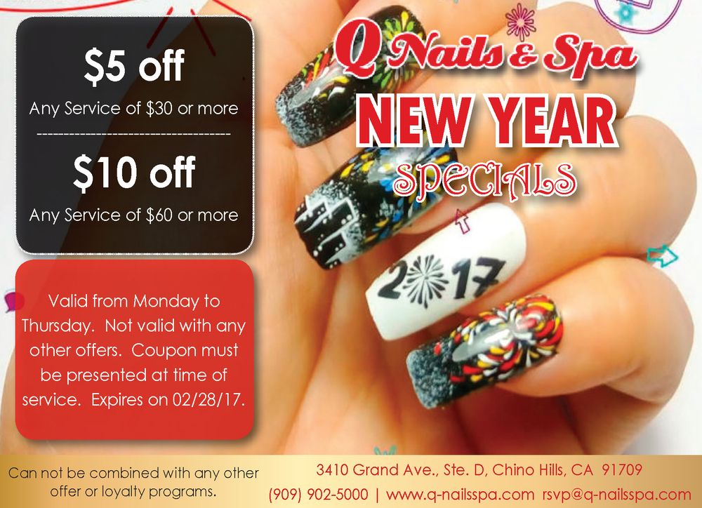 Q nails and spa 180 foton 246 recensioner for A q nail salon