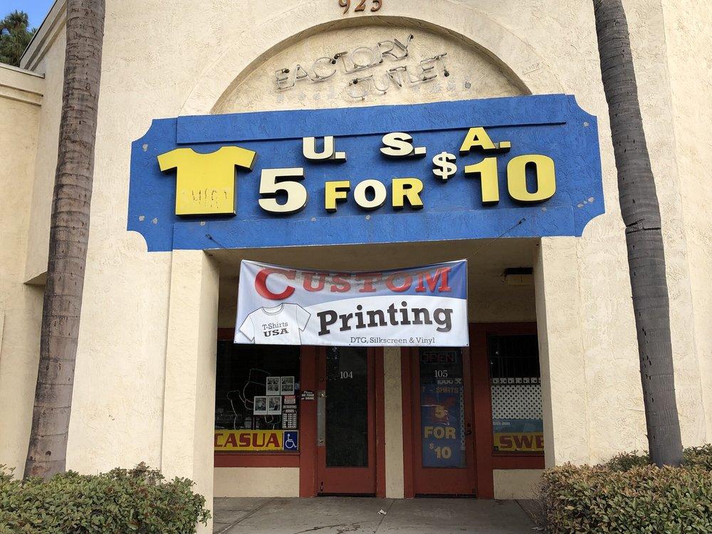 T Shirts Usa: 925 E Plaza Blvd, National City, CA