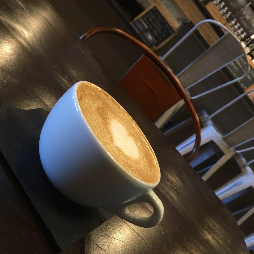 Toast Coffee/Wine Bar: 205 4th St, Windsor, CO