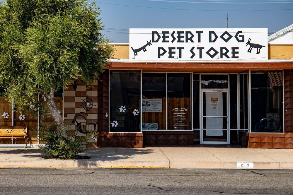Desert Dog Pet Store: 211 N Balsam St, Ridgecrest, CA