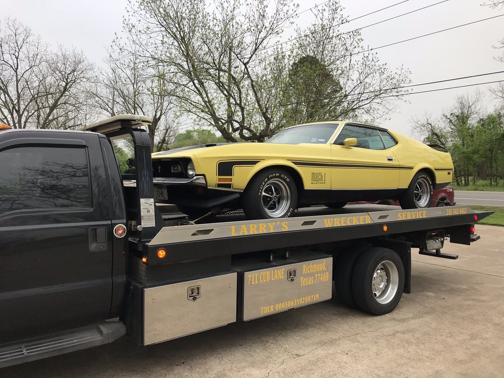 Towing business in Rosenberg, TX