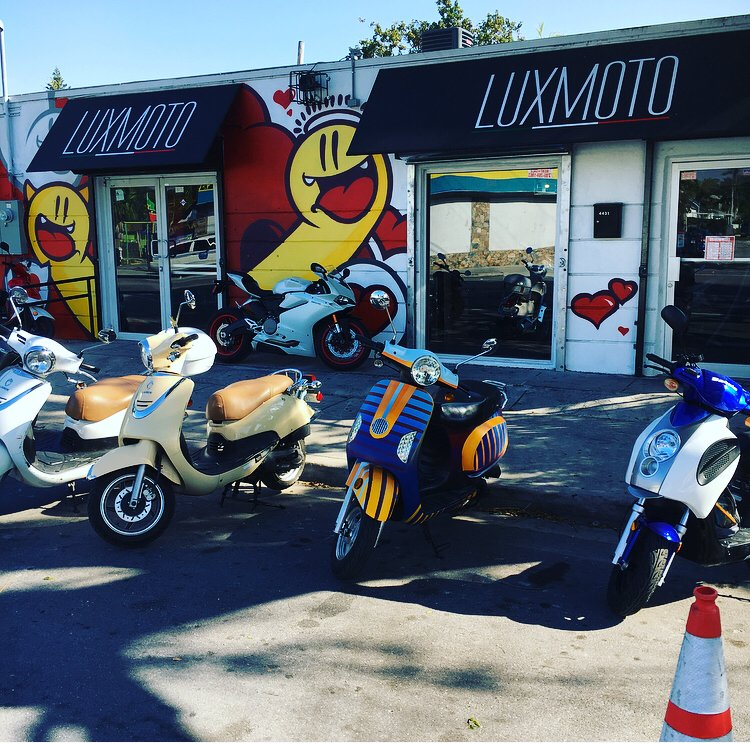 Wynwood Scooter Rentals, Tours, Service & Sales: 4431 NW 2nd Ave, Miami, FL