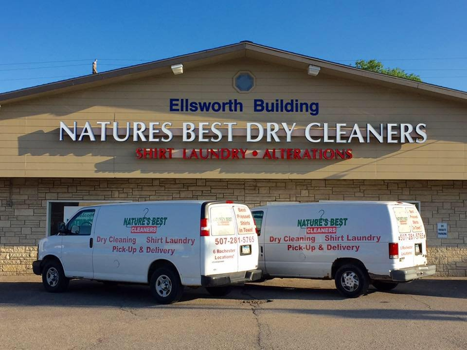 photo of natures best cleaners rochester mn united states natures best cleaners