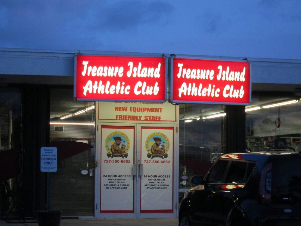 Treasure Island Athletic Club: 133 107th Ave, Treasure Island, FL