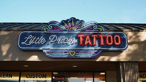 Little Pricks Tattoo: 11815 Fm Rd 620 N, Austin, TX