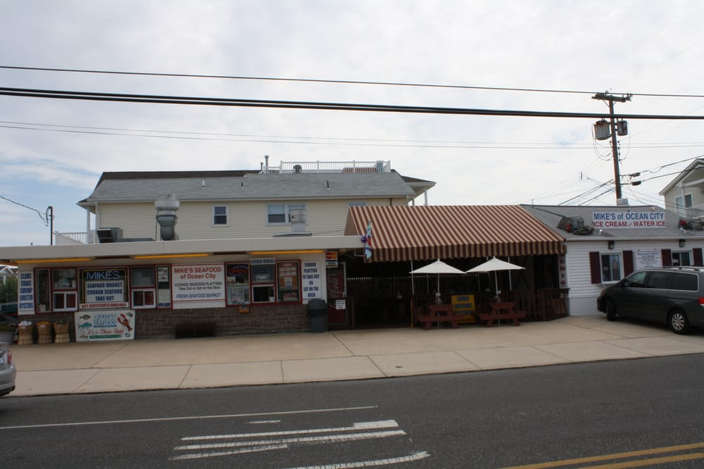 Ocean City Nj Seafood Restaurants