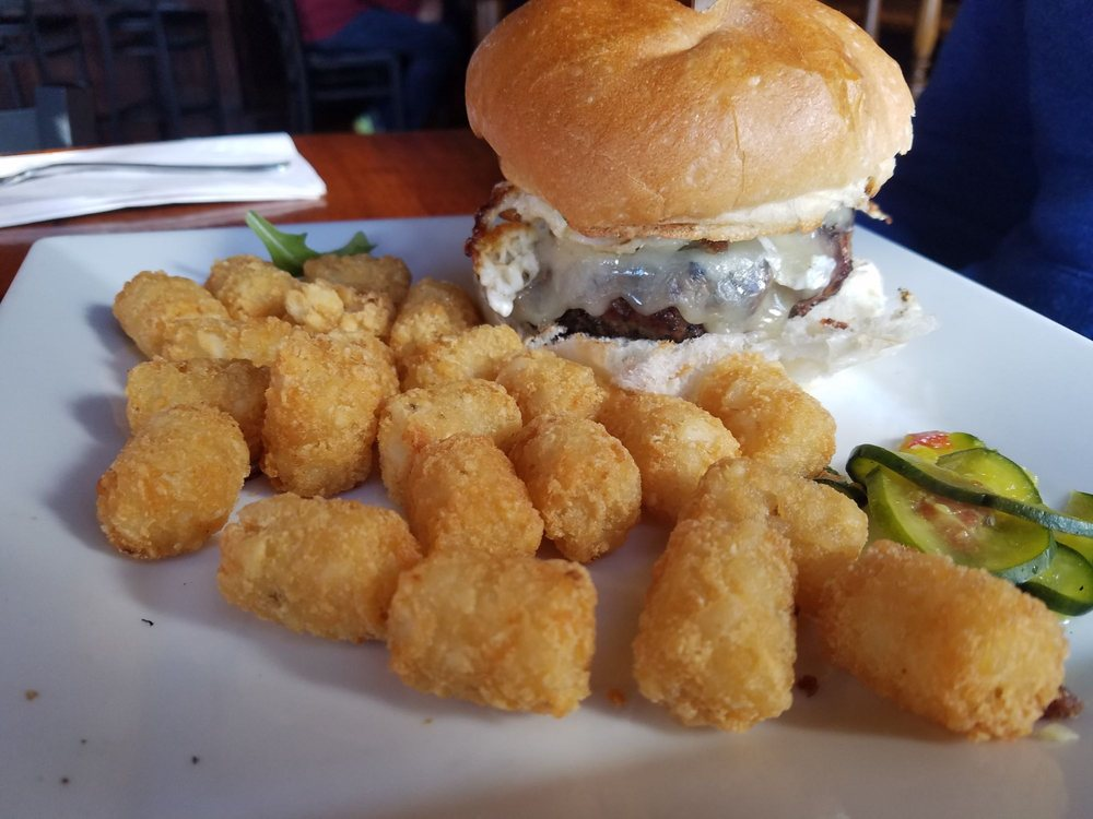 Food from Judge Roy Bean Saloon