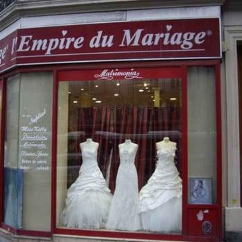 Empire du Mariage Mariage 135 Bld Magenta Gare du Nord La