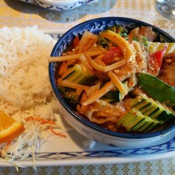 Photo Of Bangkok Tokyo Restaurant Greenville Sc United States Panang Curry Duck