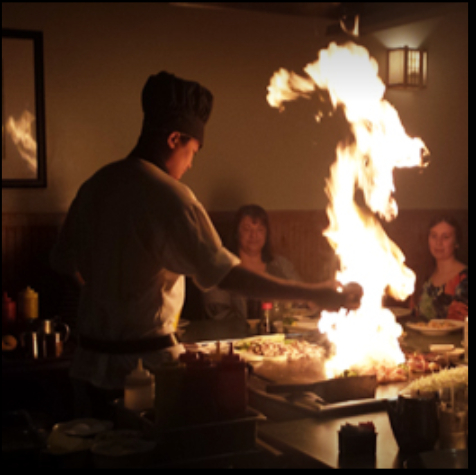 Kyoto Japanese Steakhouse: 1412 Greenbrier Pkwy, Chesapeake, VA