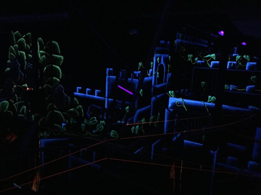 Lazer Warp 16 Reviews Laser Tag 31401 John R Rd